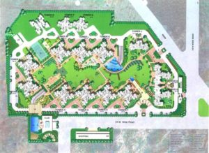 Layout Plan: BPTP Park Grandeura